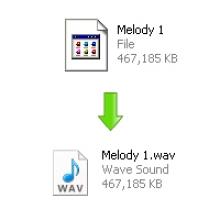 Digital Audio File Conversion