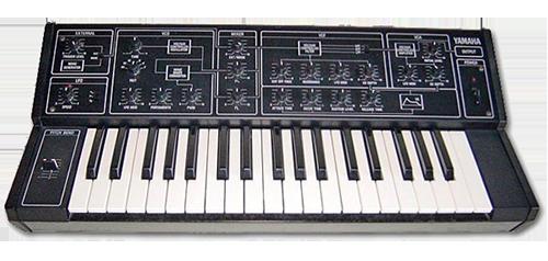 Yamaha CS-5 synth