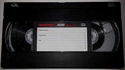 ADAT tape