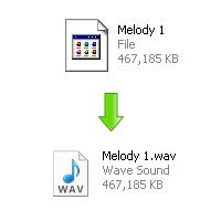 Audio File Conversion
