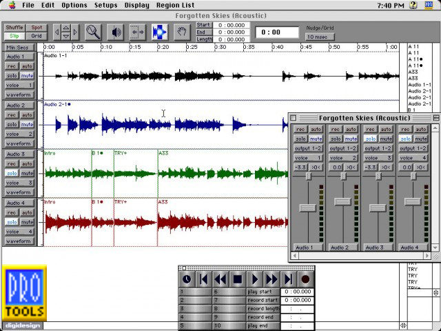 Pro Tools Session File Repair, Conversion | Deep Signal Studios