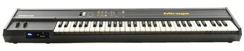 Ensoniq Mirage DSK-8 Sampling Keyboard