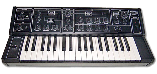 Yamaha CS-5 synth