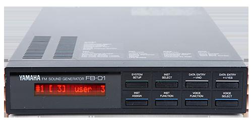 Yamaha FB01